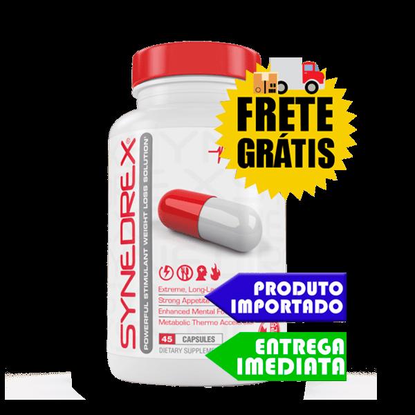 Synedrex (45 cápsulas) - Metabolic Nutrition
