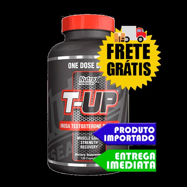 T-UP - Nutrex (120 cápsulas)