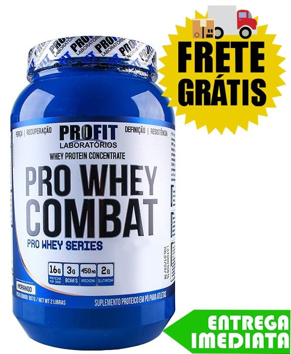 Whey Protein PRO - Profit Labs (900gr)