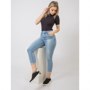 Calça Jeans Destroyed Feminina 2111.2103
