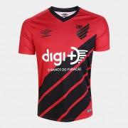 Camisa Athletico Paranaense Umbro GG 19/20