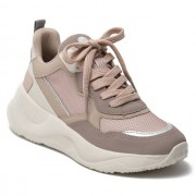 Tênis Via Marte Sneaker Soft Rose - 20-14960