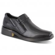 Sapato Ferracini Casual Urban Way Masculino Preto - 6629-106A