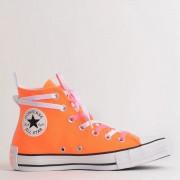 Tênis Converse Chuky Taylor All Star HI Laranja Fluor CT13320002