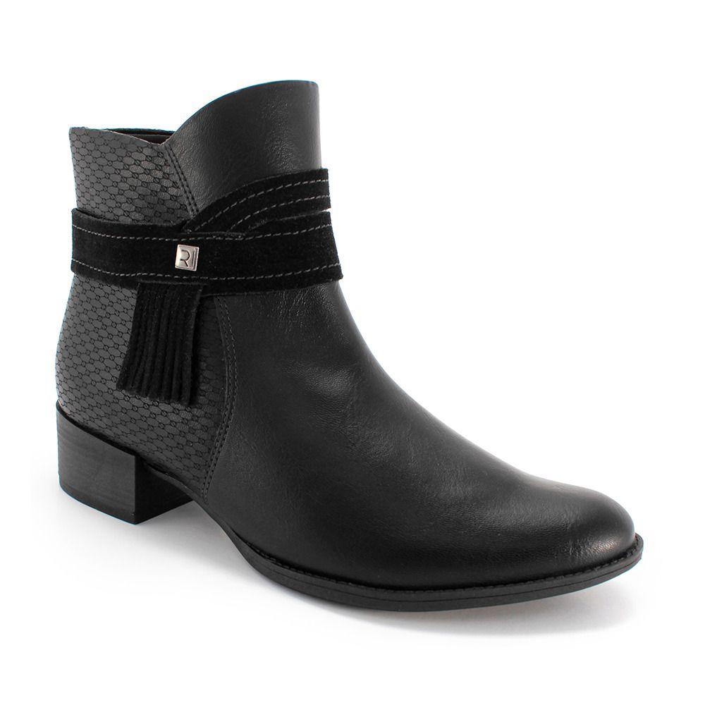 Bota Ramarim Ankle Boot Feminina - 20-59104
