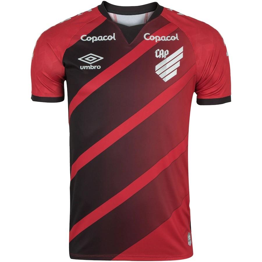 Camisa Athletico Paranaense Umbro 20/21 Jogador s/n° Masculina