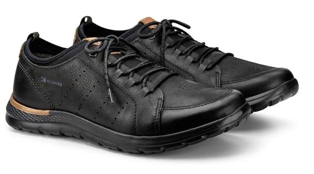 Sapatênis Kildare Waxy Black - 1092.2051
