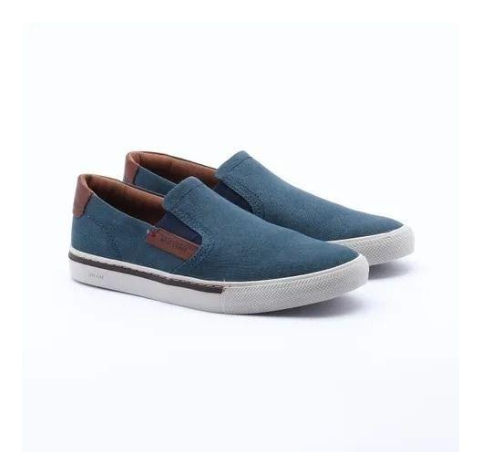 Sapatênis West Coast Jeans Azul - 203401CP-6
