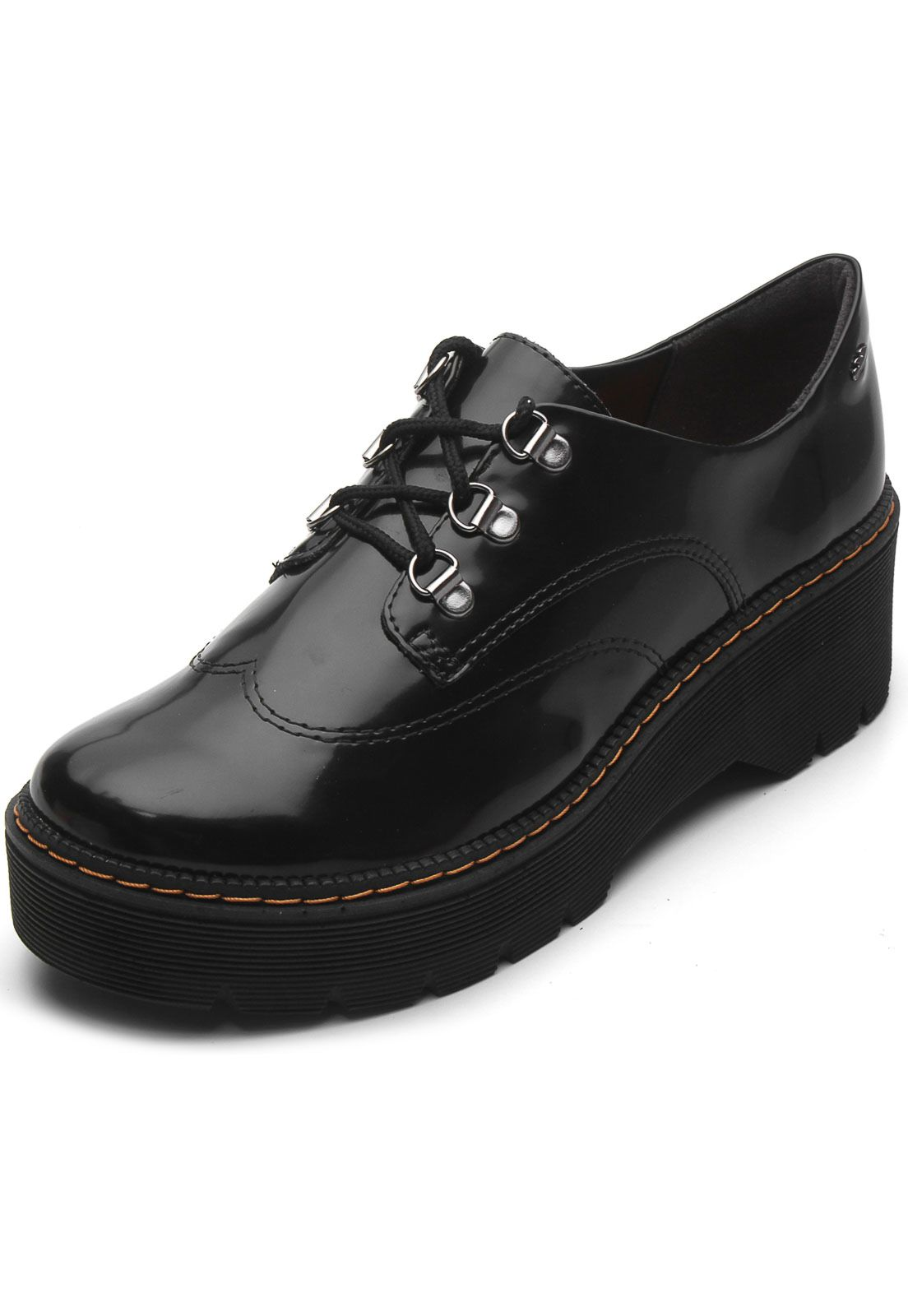 Sapato Dakota Oxford Flatform G2573