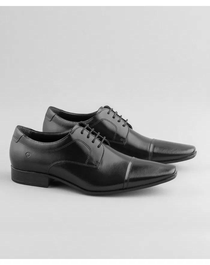 Sapato Democrata Metropolitan Aspen Masculino Preto - 450052