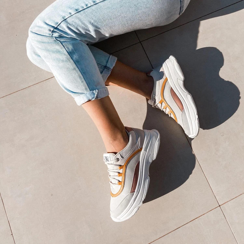 Tênis Bebecê Sneaker Feminino Casual - T1319-446
