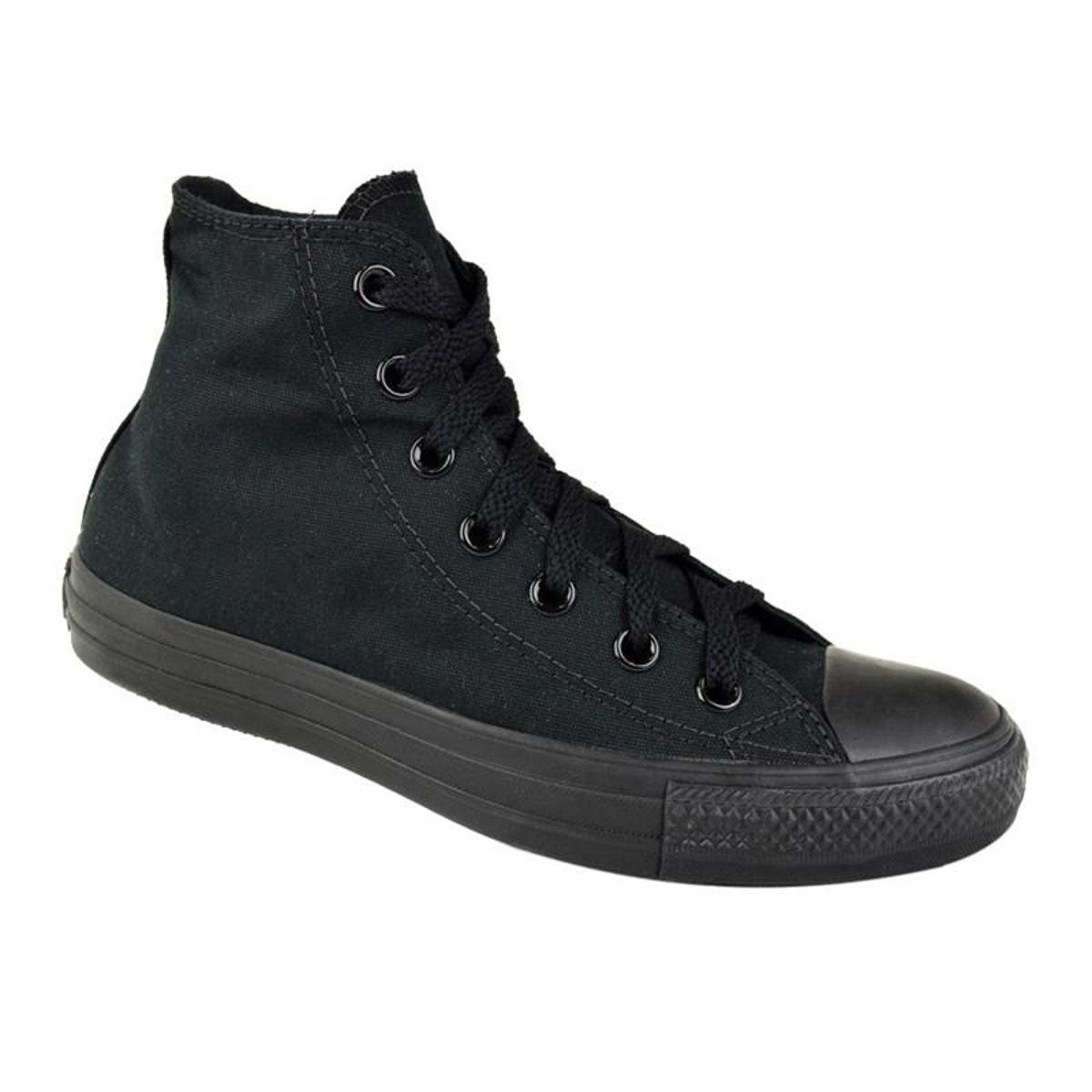 Tênis Converse Chuck Taylor All Star Monochrome OX Preto CT04460002