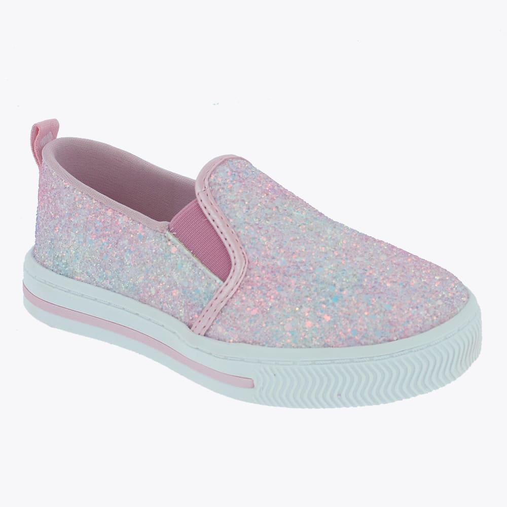 Tênis Pampili Blog Infantil Glitter Colorido - 473.050