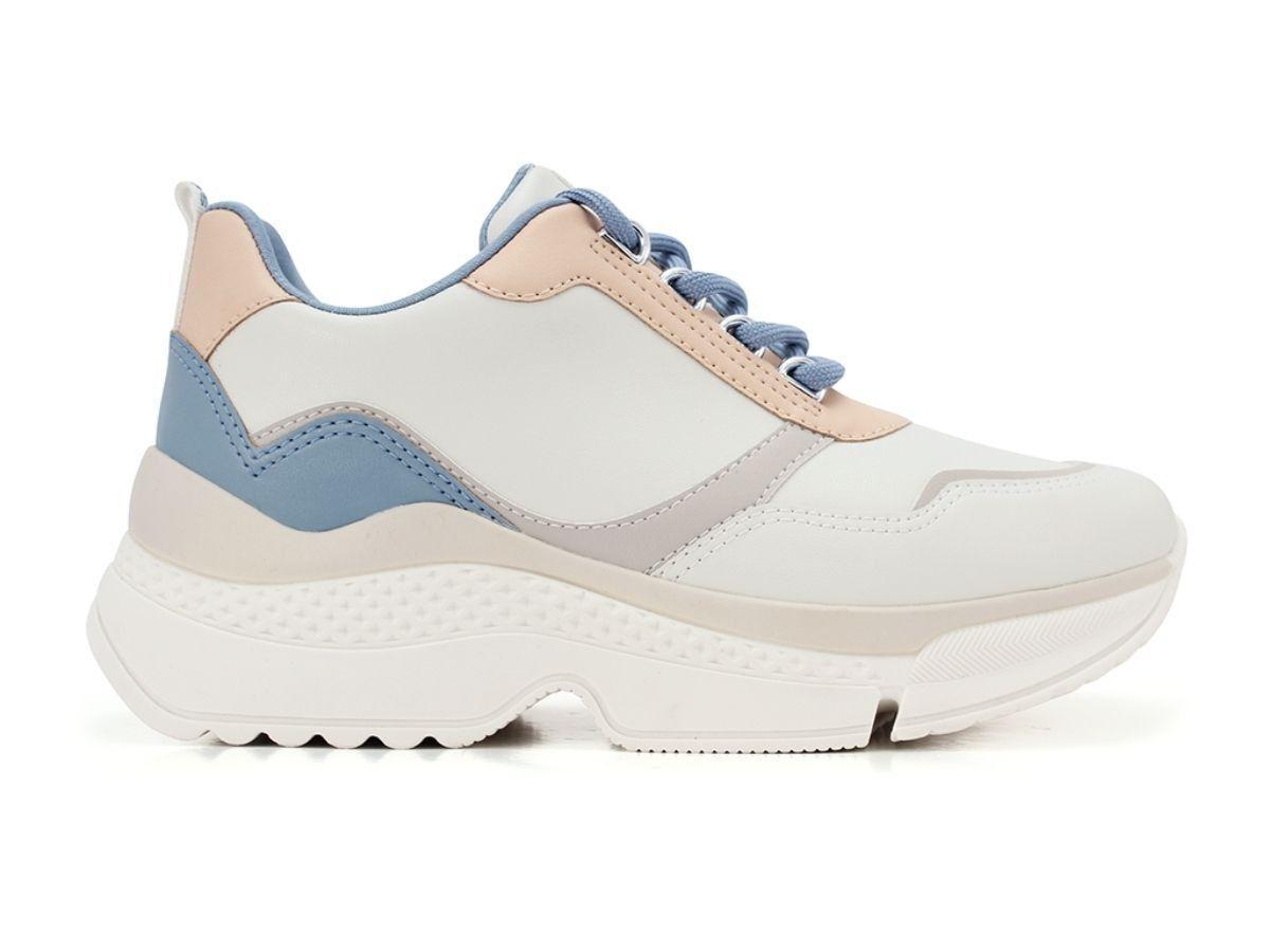 Tênis Ramarim Dad Sneaker Feminino Branco - 20-79201