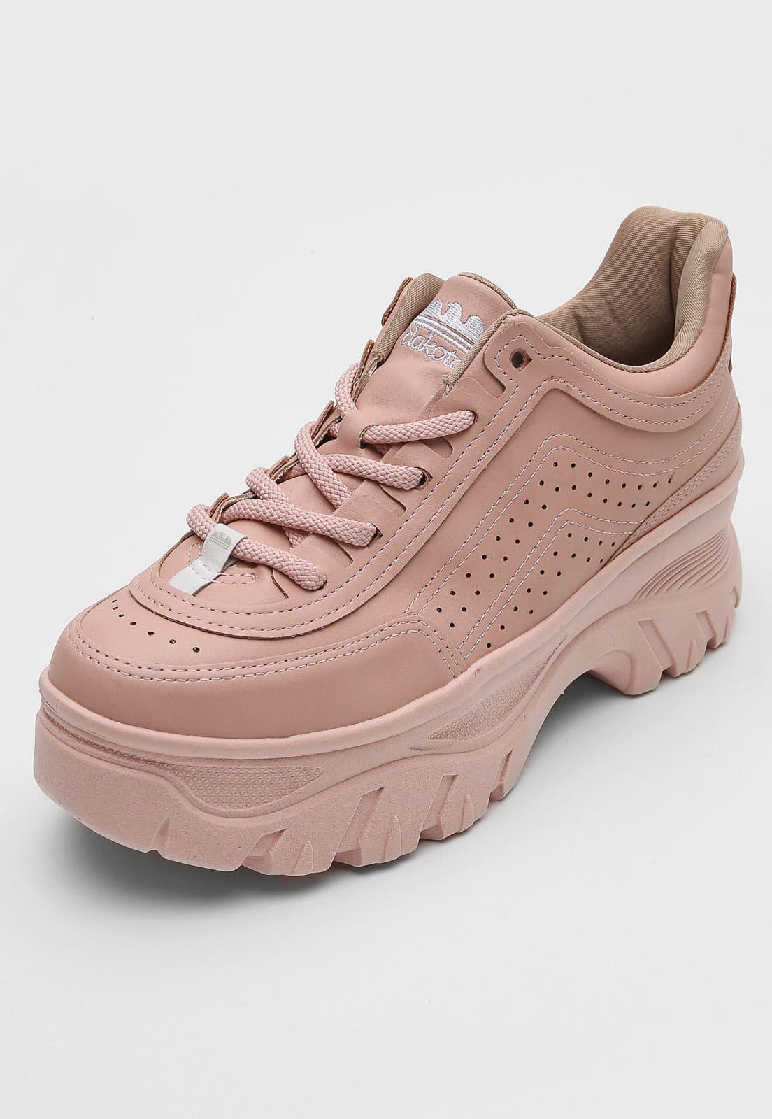 Tênis Sneaker Dakota Plataforma Feminino Quartz - G2971