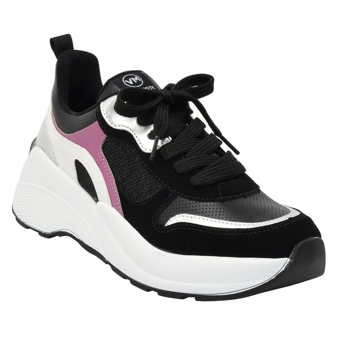 Tênis Sneaker Via Marte Feminino 20-5803