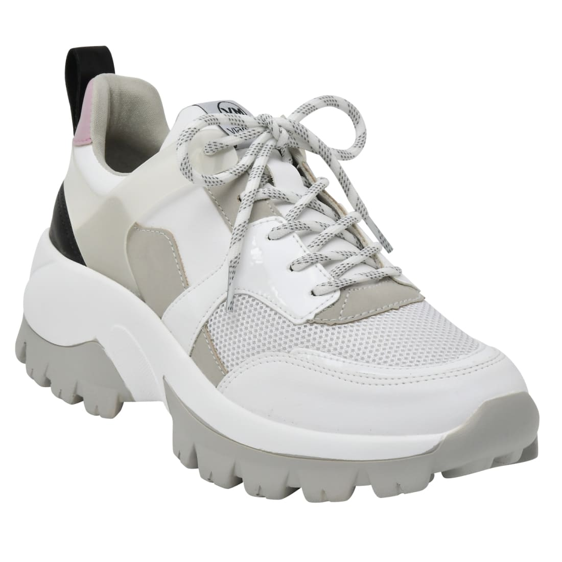 Tênis Via Marte Sneaker Branco/Cinza 20-7622