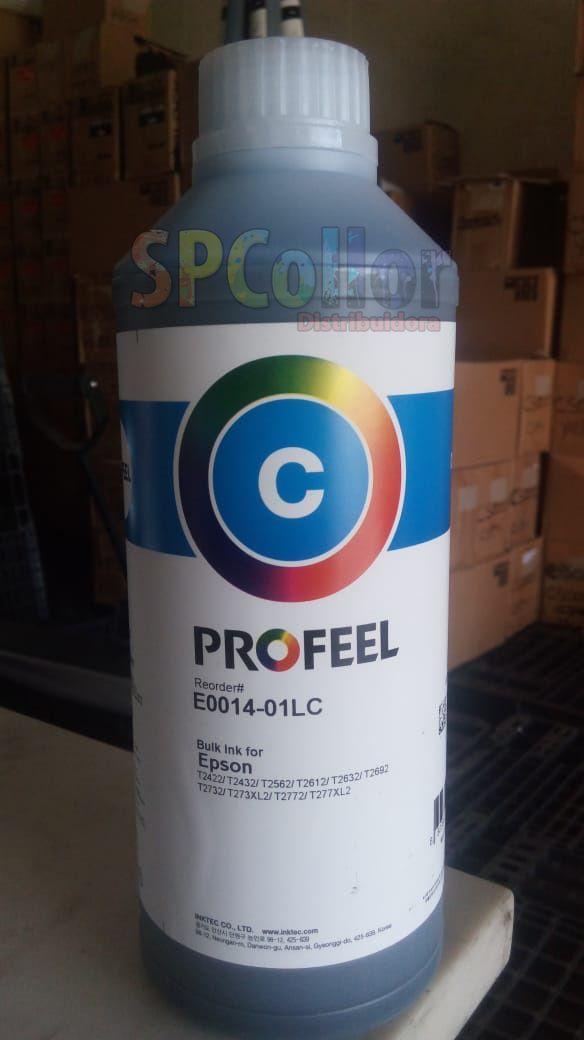 E0014 Corante Cyan Inktec Profeel Premium - Litro