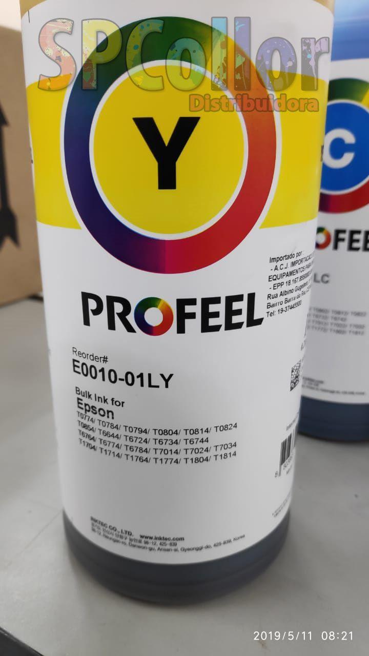 E0010 Corante Yellow Inktec Profeel - Litro