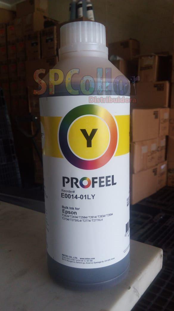 E0014 Corante Yellow Inktec Profeel Premium - Litro