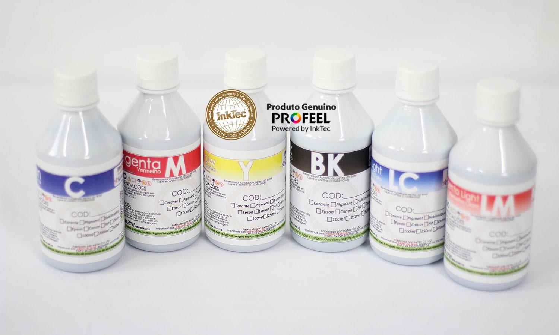 E0014 250ml Corante Profeel Premium InkTec