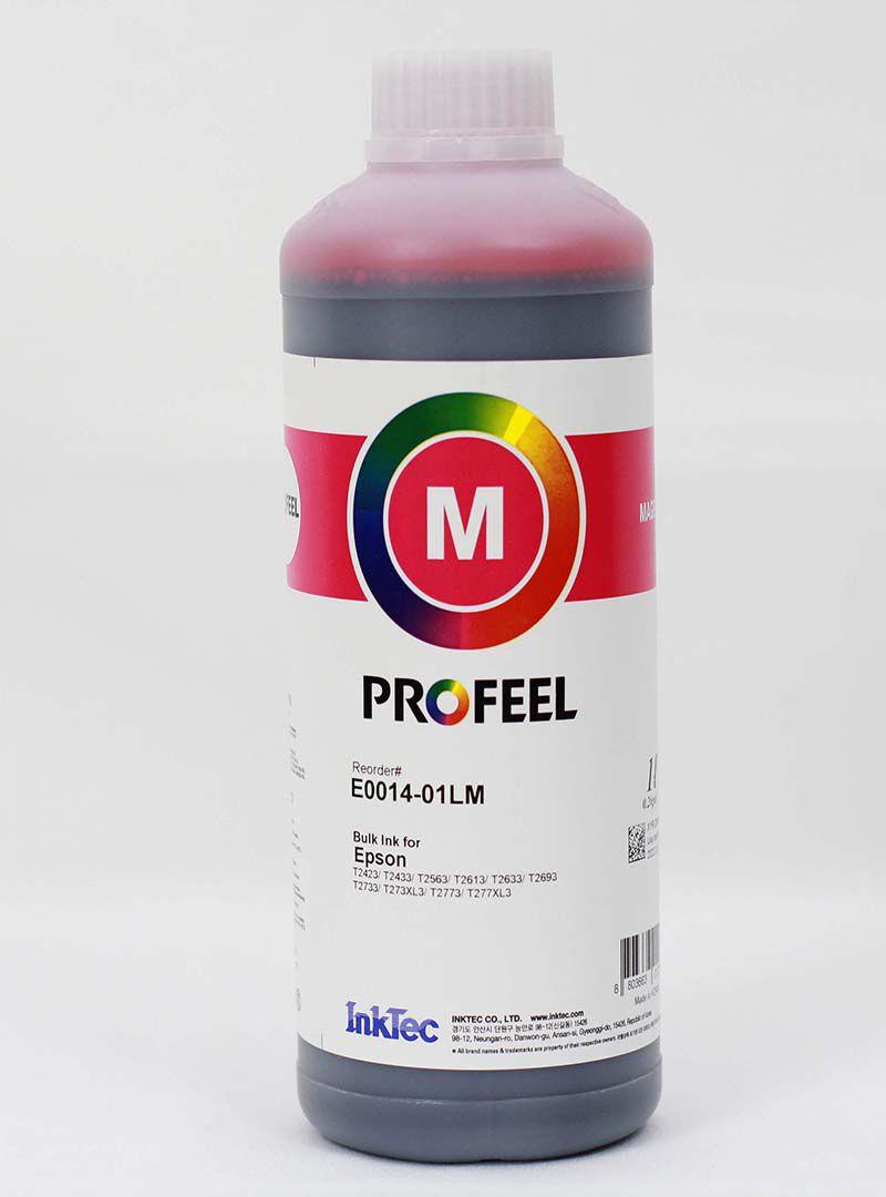E0014 Corante Magenta Inktec Profeel Premium - Litro