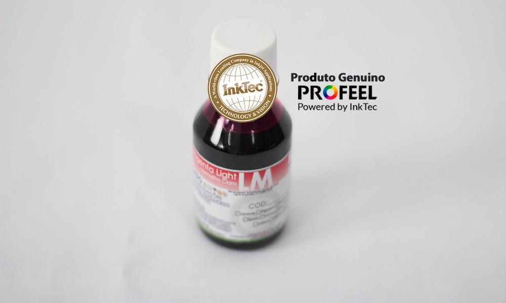 E0017 100ml Corante Magenta Light Profeel Premium Plus InkTec