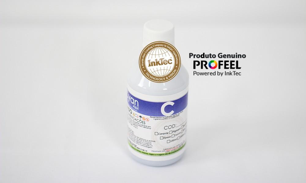 E0017 250ml Corante Cyan Profeel Premium Plus InkTec