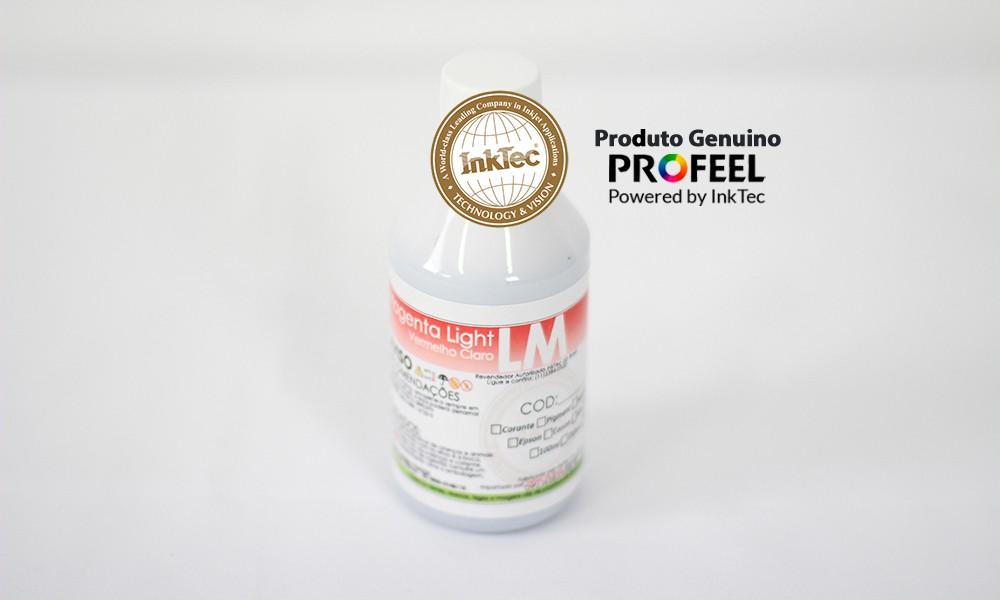 E0017 250ml Corante Magenta Light Profeel Premium Plus InkTec