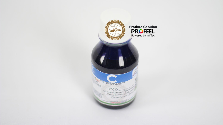 H5971 100ml Tinta HP Pro-X Pigmentada Cyan Inktec Profeel