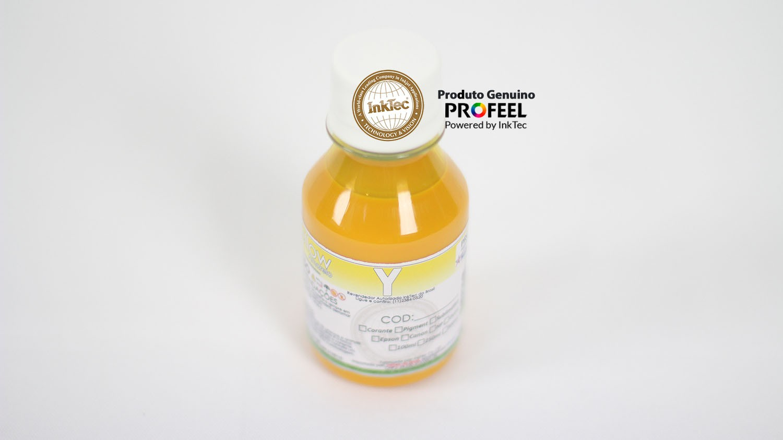 H8940 100ml Tinta HP Pigmentada Yellow Inktec Profeel