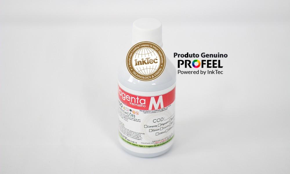 H8940 250ml Tinta HP Pigmentada Magenta Inktec Profeel