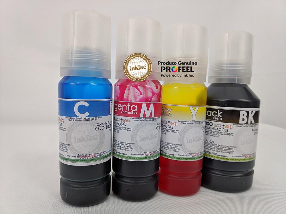 Kit Especial Epson L4150 e L4160 - InkTec Profeel Original