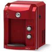 Purificador de água alcalina ionizada com ozônio top life new heoxi vermelho refrigerado 110v/220v