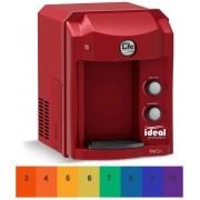 Purificador de água super alcalina ionizada com ozônio top life new heoxi refrigerado 110v/220v Vermelho