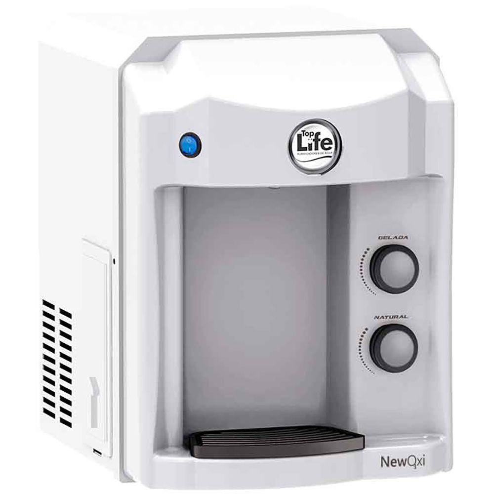 Filtro de água com ozônio Top Life - Purificador Refrigerado