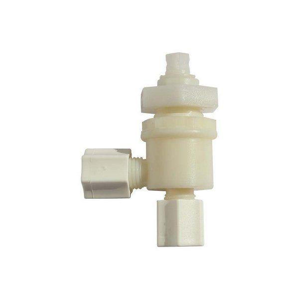 Registro manipulador para filtros e purificadores