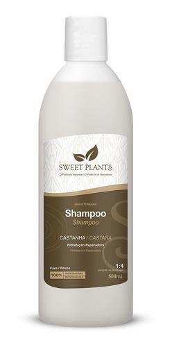 Kit Castanha - 2 Shampoos + 1 Condicionador