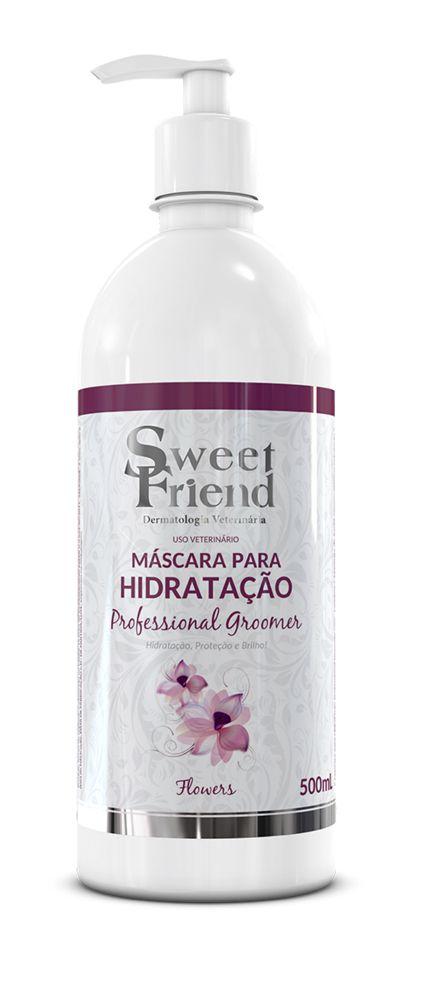 Máscara para Hidratação Professional Groomer Flowers – Sweet Friend – 500ml