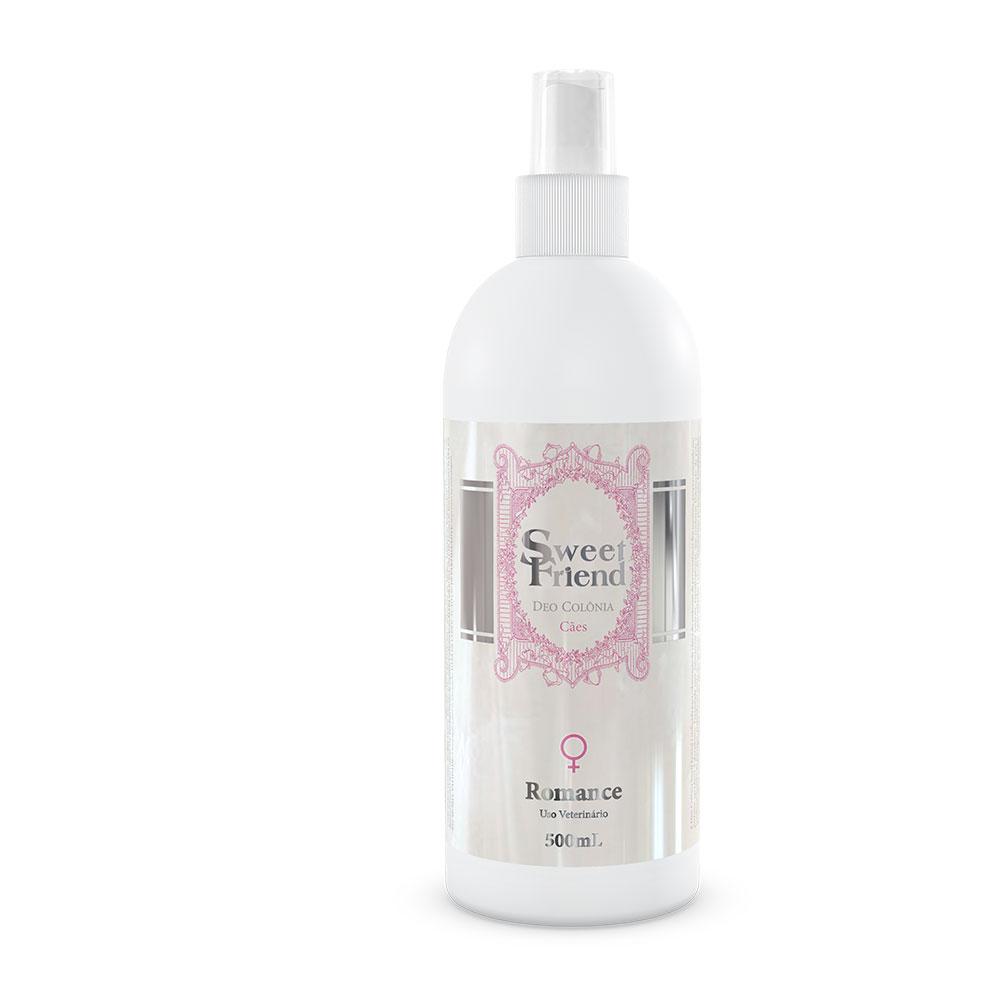 Perfume Sweet Friend - Feminina  Deo-Colônia Cachorro 500ml