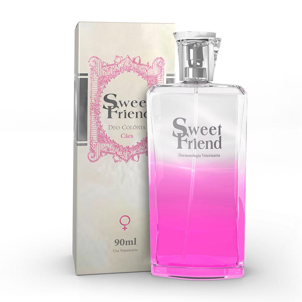Perfume Sweet Friend - Feminina - Deo-Colônia Cachorro 90mL