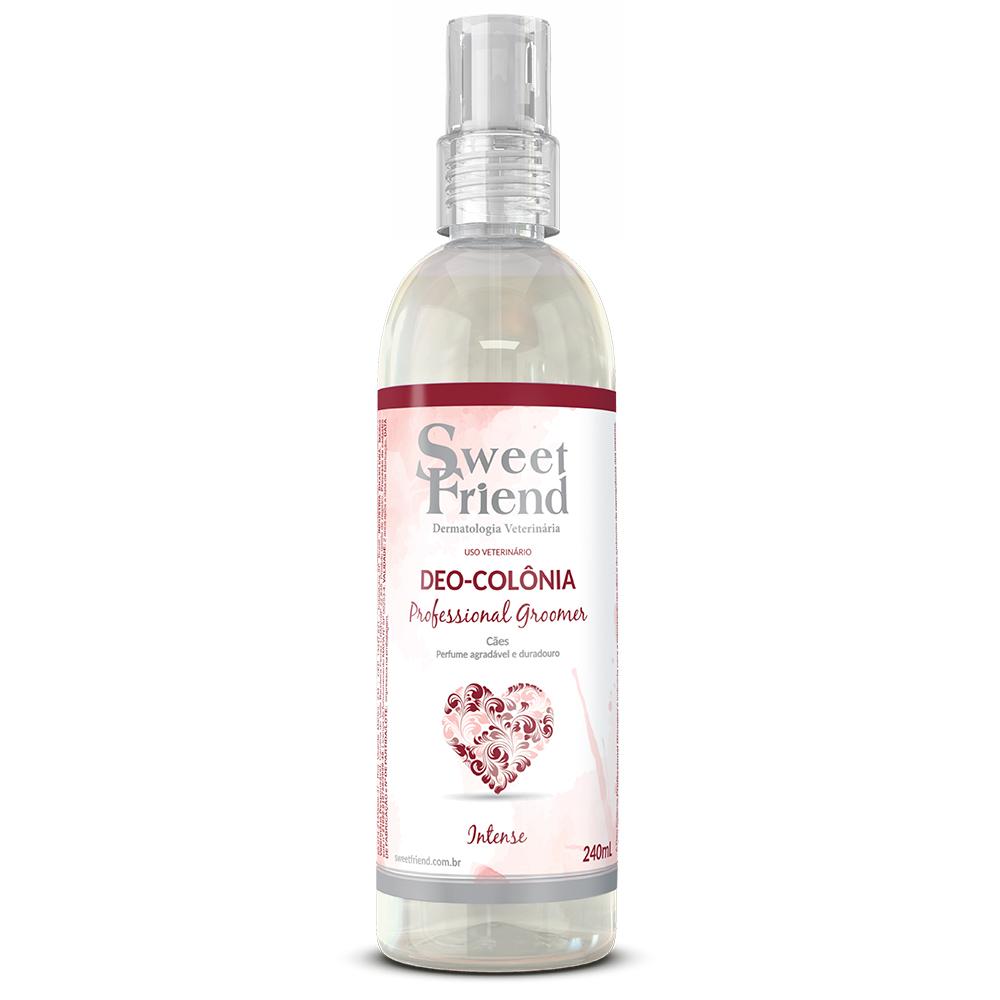 Perfume Sweet Friend - Professional Groomer Intense- Deo-Colônia Cachorro 240ml