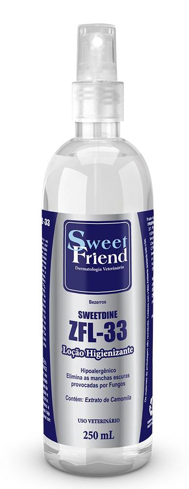 Sweetdine ZFL-33 Sweet Friend - Removedor de Manchas de Fungos