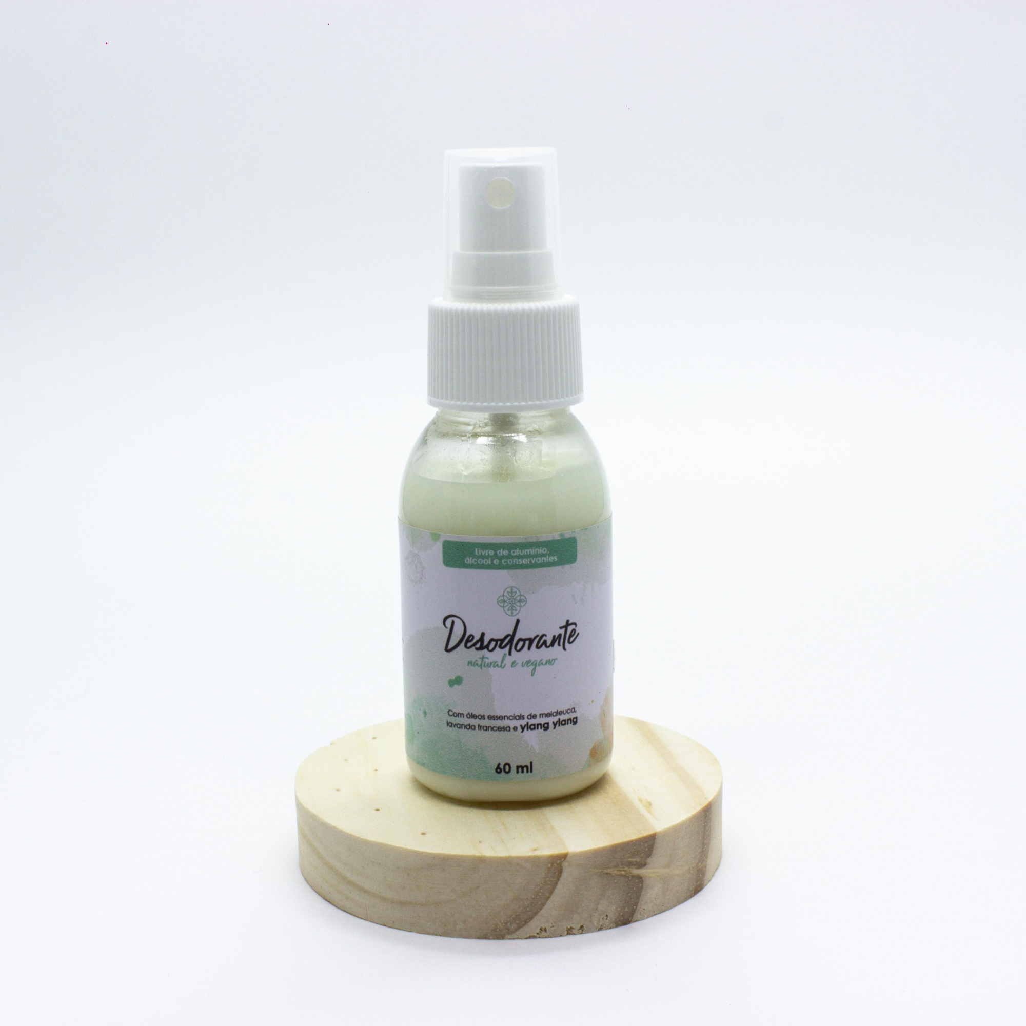 DESODORANTE NATURAL LAVANDA 60ML