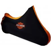 Capa Para Moto DualColor Harley Davidson Tam. G (permeavel)