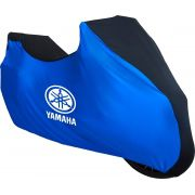 Capa Para Moto DualColor Yamaha Tam. GG BAÚ (permeavel)