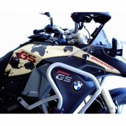 KIT Adesivos Protetor Tanque BMW F800 Gs Adventure - VERMELHO