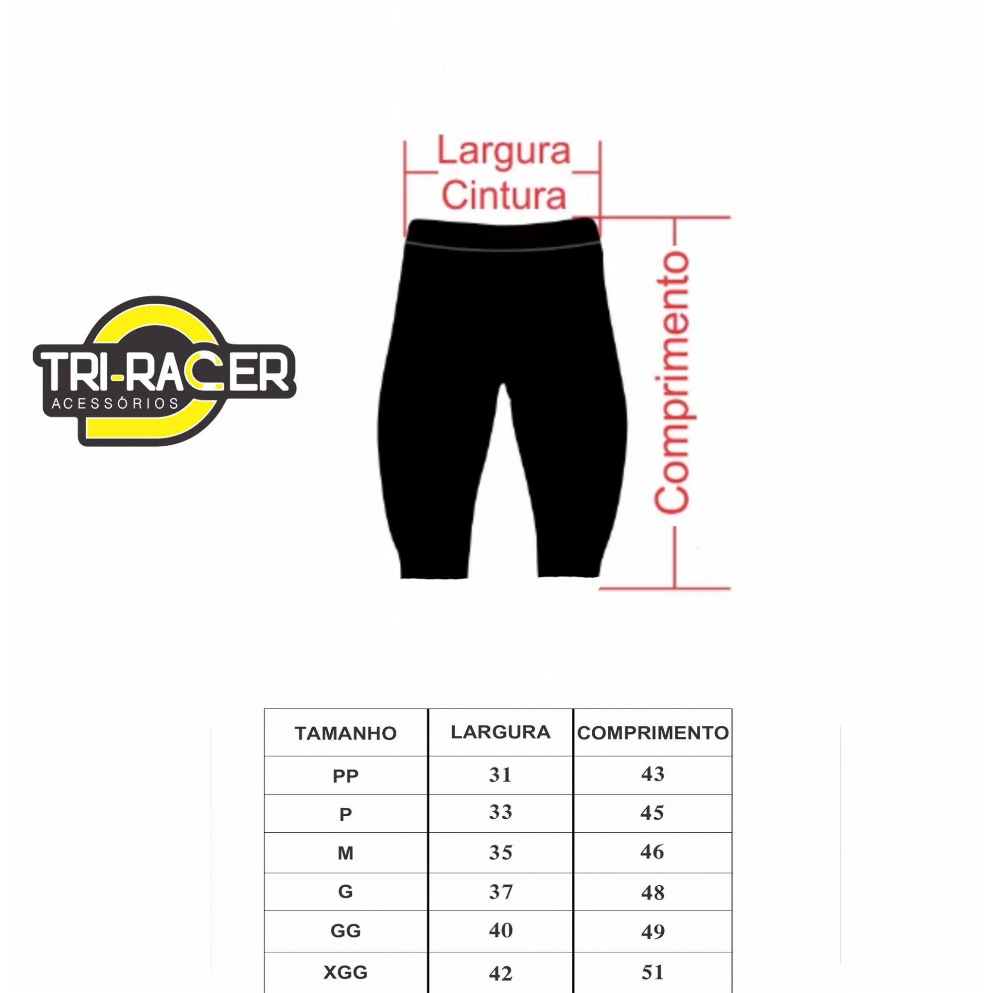 Calção Térmico +50 UV Masc. DRY SPEED