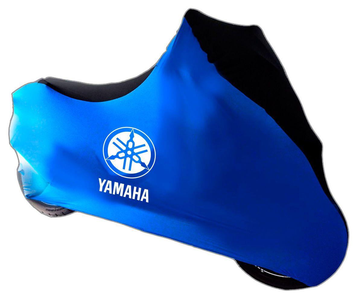 Capa Para Moto DualColor Yamaha Tam. G (permeavel)