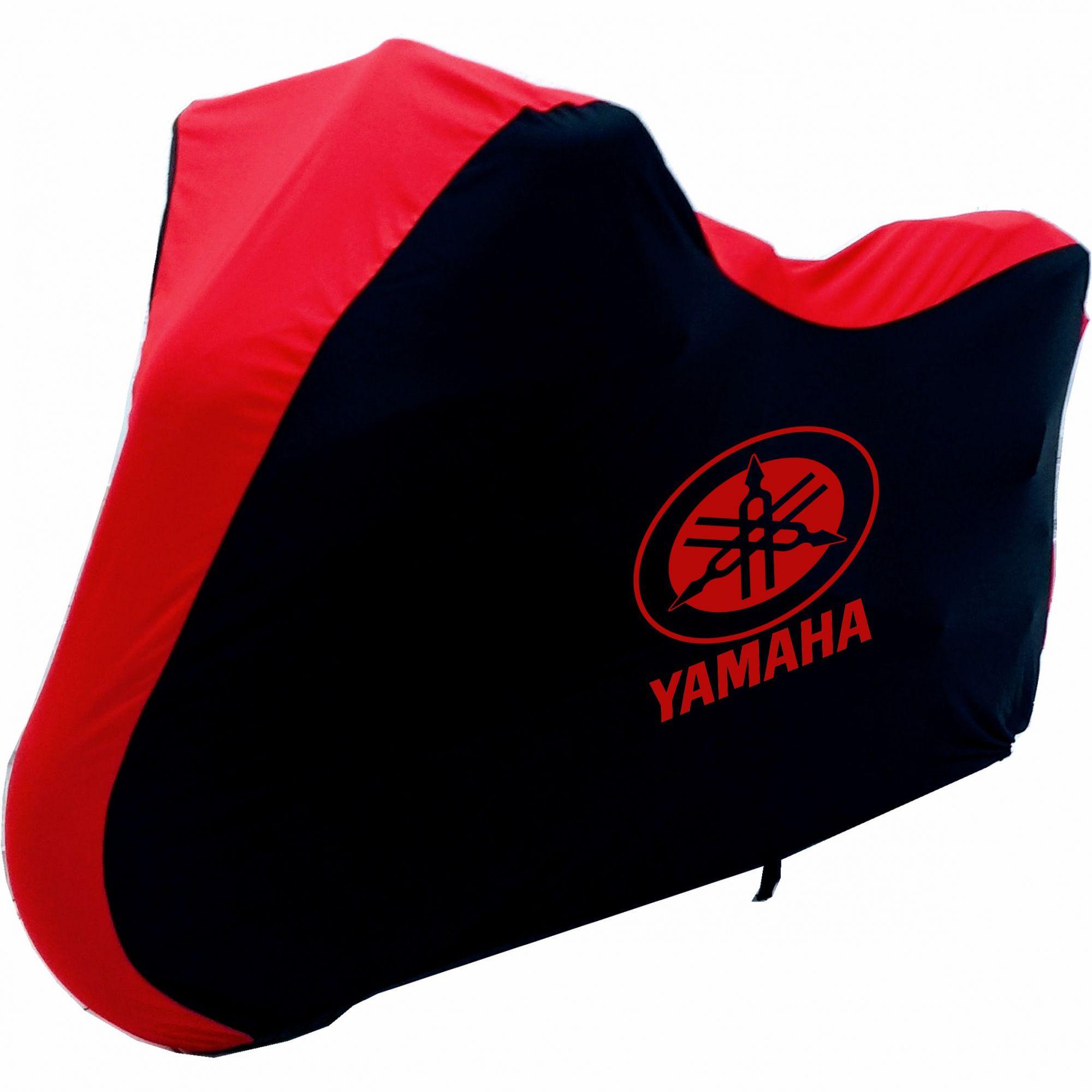 Capa Para Moto DualColor Yamaha Tam. M (permeavel)